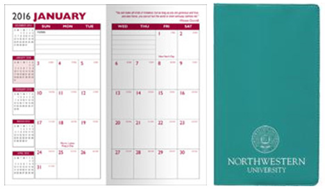 monthly personalized planners in bulk for pocket