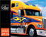 bulk Trucks calendars, custom imprinted