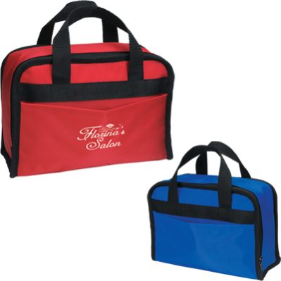 wholesale insulated lunch bags, Red, Royal Blue