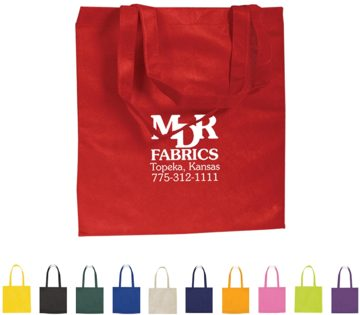 Bargain Recyclable Shopping Totes Personalized