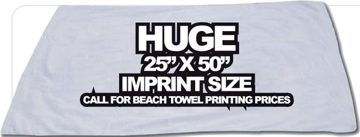 Promotional Wholesale Beach Towels Custom Personalized In Bulk
