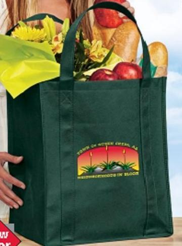deluxe eco-friendly grocery tote