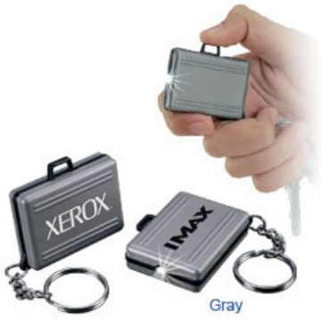 wholesale briefcase flashlight keychains, personalized