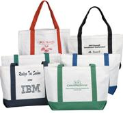 wholesale embroidered canvas totes