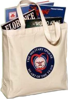 Personalized Cotton Canvas Book Bags in Bulk. Cheap, Promotional ...