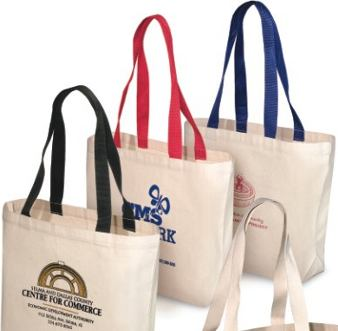 Wholesale Personalized Cotton Canvas Totes. Promotional, Cheap ...