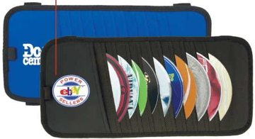 wholesale car visor CD organizers