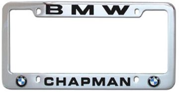 license plate frames wholesale