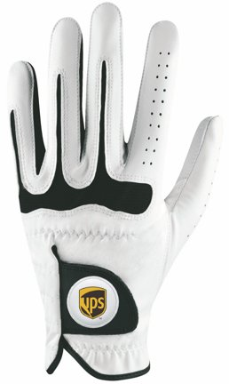 Personalized Golf Gloves Leather and Microfiber