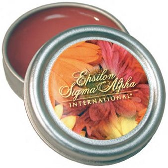 Custom Lip Balm Tins Personalized in Full Color, Unflavored, Orange, Vanilla, Mint, Green Tea, Cherry,Lemon, Berry