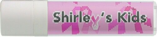 wholesale breast cancer chapsticks, custom imprinted