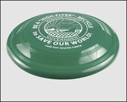 wholesale eco-friendly frisbee