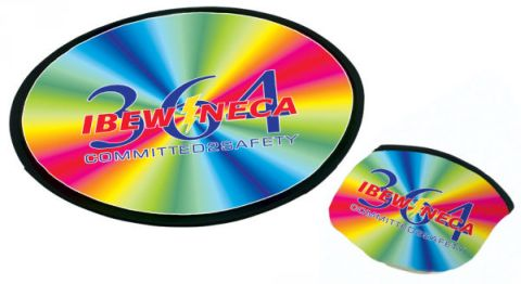 Wholesale Frisbees in Bulk with Full Color imprint