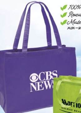 "Personalized Shopping Totes 20"" x 16"""