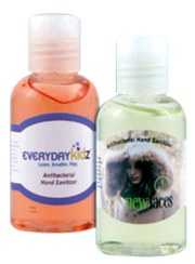 personalized hand sanitizer wholesale 2 Oz.