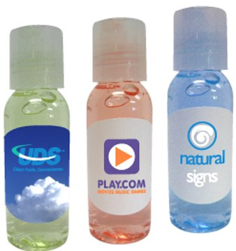 Scented Hand Sanitizer Alcohol 1 Oz. in USA, Canada