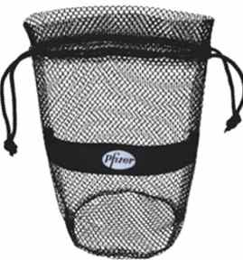 Custom Nylon Mesh Drawstring Bags Personalized in Bulk. Cheap ...