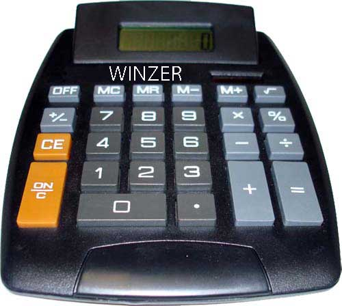 Wholesale Large Tilt Calculators Personalized