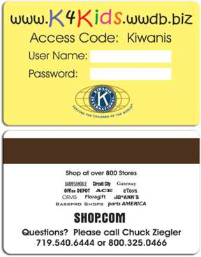 Wholesale Plastic Membership Cards Loyalty Cards