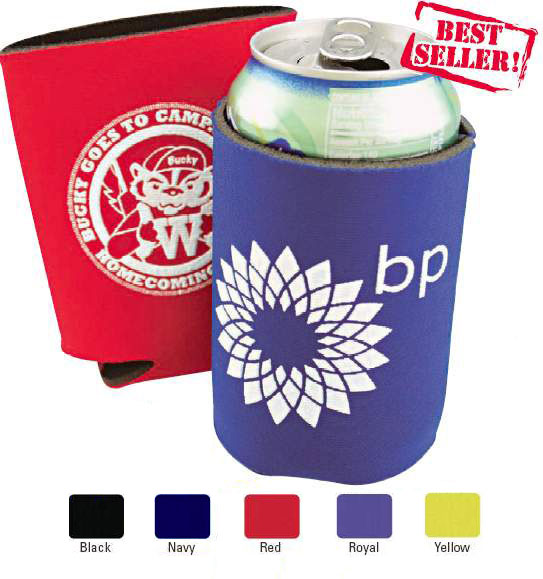 Find affordable blank koozies to keep your beers, sodas and other drinks cool or hot! These koozies are great to keep things simple and to save some money. There is no need for printing or personalizing. These blank koozies are just made to do their job of keeping your drinks feeling perfect. Choose from many styles and colors below.