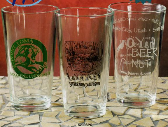 wholesale personalized mixing glasses