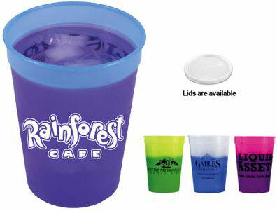 wholesale mood stadium cups in bulk, personalized 12 oz