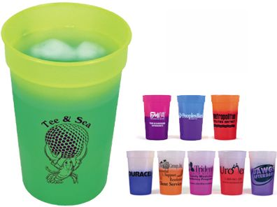 bulk mood stadium cups wholesale, personalized 17 oz