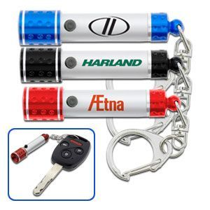 wholesale aluminum flashlight keychains