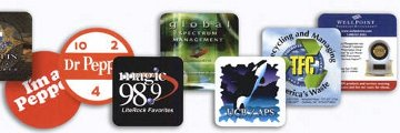 Wholesale Promotional Coasters