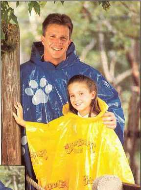 inexpensive personalizedrain ponchos wholesale, Clear, White, Yellow, Blue, and Orange.