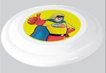 Custom Photo Frisbees with Full Color Custom Imprint