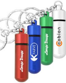 personalized pill key holders wholesale