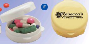Wholesale Round Pillboxes