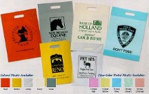 wholesale personalized plastic bags multi-color