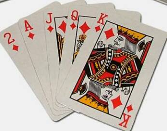 Wholesale Custom Poker Cards in Bulk