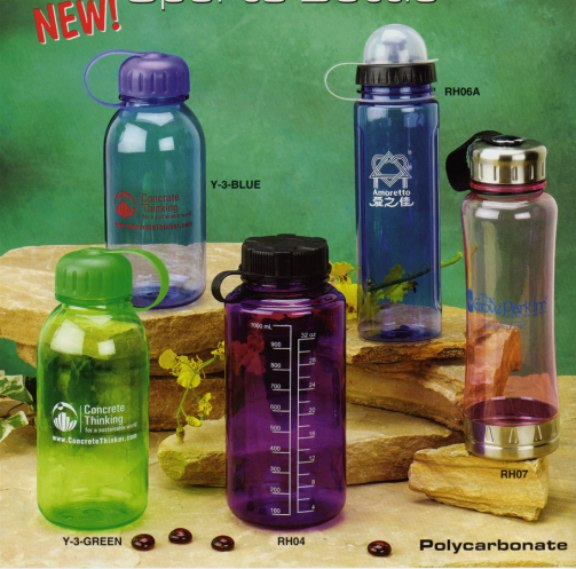 wholesale polycarbonate bottles