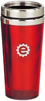 Personalized All Stainless Steel Tumblers Blue, Green, Red, Gray
