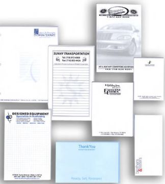 Custom Notepads In Bulk Personalized With Full Color Imprint