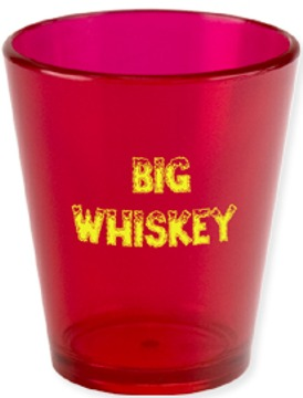Custom Shot Glasses Personalized In Bulk Acrylic Promotional