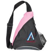 sling bags in bulk, Pink, personalized