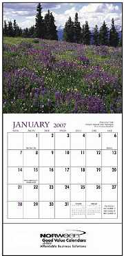 Wholesale compact wall calendars