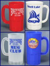 Wholesale Plastic Stein Mugs