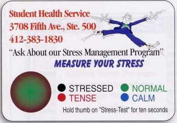 personalized stress cards, custom printed in bulk
