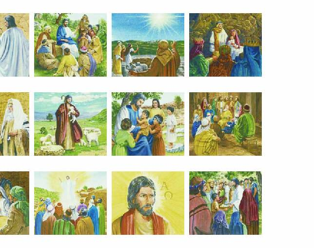 Religious Wall Calendar Pictures