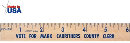 Cheap Wholesale Wood Rulers in Bulk, Personalized