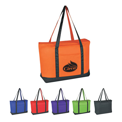 Custom Large Boat Totes Personalized in Bulk