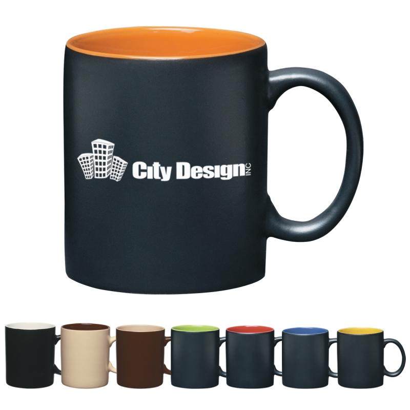 Custom Aztec Mug Personalized in Bulk. Cheap, Promotional ...