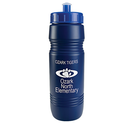 Custom Recycled Sports Bottles Personalized in Bulk