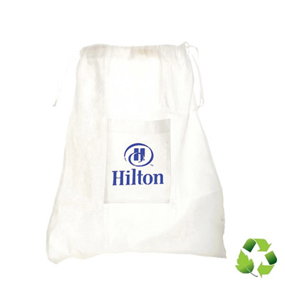 Cheap Recycled Laundry Bags Custom Printed in Bulk