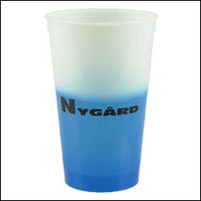 Custom Color Change Cups Personalized in Bulk